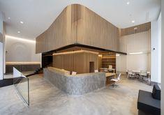 Bank Office,© Kike Llamas