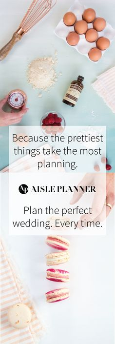 Aisle Planner is a stylish suite of wedding planning tools for professional wedding planners. Manage every last detail, for all of your weddings, all in one place!