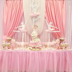 Happy 1st Birthdays, Very Happy Birthday, Ballerina Party Decorations, Table Decorations, Baby Ballerina, Chocolate Favors, Childrens Party, Event Styling, Dessert Table