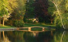West Hartford Reservoir ~ great place for walking or biking