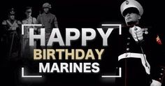 The Commandant of the Marine Corps Gen. delivers the 2014 Marine Corps Birthday Message in honor of the Birthday of the United States Marine Corps. Usmc Birthday, Marine Corps Birthday, Hapoy Birthday, Once A Marine, My Marine, Us Marine Corps, Happy Birthday Images, Birthday Messages, Birthday Quotes