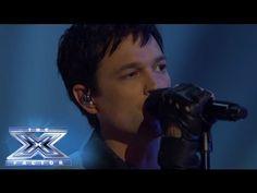 """Jeff Gutt sang  """"Try"""" -  @Matt Nickles Valk Chuah X Factor USA 2013 TOP 16 LIVE SHOW"""