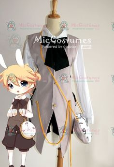 alice in dreamland vocaloid cosplay outfits