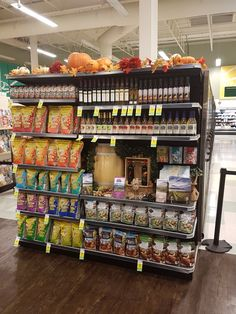 Incredible display at Save On Foods in Kamloops! #localfood #BC
