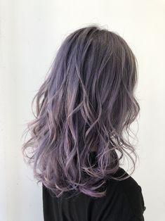Hair Colour Design, Hair Color, Aesthetic Hair, Dye My Hair, Hair Art, Purple Hair, Hair And Nails, Hair Inspiration, Curly Hair Styles