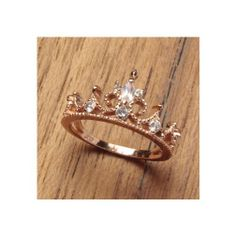 A Father gives his daughter this ring for her 16th birthday (when dating is officially allowed) to wear on her left ring finger--to remind her that she will always be HIS little Princess first-- and to remind her to only date boys who will treat her like a Queen--the way her Heavenly Father sees her.