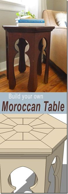 """Moroccan Side Table Plans <a class=""""pintag searchlink"""" data-query=""""%23build"""" data-type=""""hashtag"""" href=""""/search/?q=%23build&rs=hashtag"""" rel=""""nofollow"""" title=""""#build search Pinterest"""">#build</a> <a class=""""pintag searchlink"""" data-query=""""%23table"""" data-type=""""hashtag"""" href=""""/search/?q=%23table&rs=hashtag"""" rel=""""nofollow"""" title=""""#table search Pinterest"""">#table</a> <a class=""""pintag searchlink"""" data-query=""""%23plans"""" data-type=""""hashtag"""" href=""""/search/?q=%23plans&rs=hashtag"""" rel=""""nofollow""""…"""