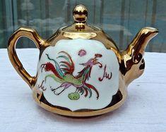 Tetera de colección de Porcelana dura (porcelana china)