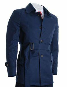 FLATSEVEN Herren Slim Fit Designer Stilvolle Trench Coat (CT200) FLATSEVEN, http://www.amazon.de/dp/B00A7ALYHG/ref=cm_sw_r_pi_dp_ExUNtb0A558GW