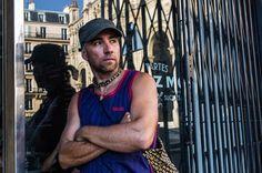 #StreetPortraitOfPépéBasse #PépéBasse #musician #Rock #SoulFunkJazz #RueSaintAmbroise #ChezMoi #Paris11 #75011 #Thanks #CamilleGabarra © Camille Gabarra