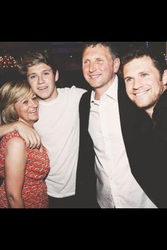 "Horan Family!(: other wise known as ""My family in- Law""!"
