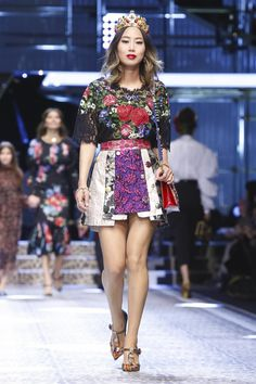 Dolce & Gabbana has been on a crusade to promote family values with its #DGFamily campaign for some time. And for Fall/Winter they staged a show in Milan that kicked the social media part of th...