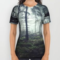 Through The Trees All Over Print Shirt