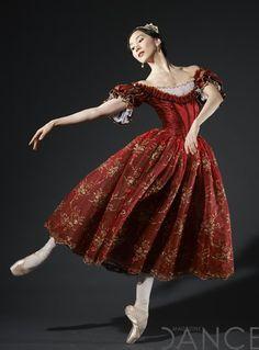 Dance Magazine on