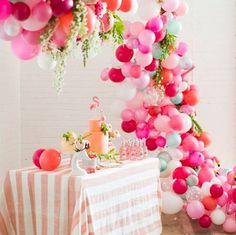 DIY Balloon Arch Tutorial