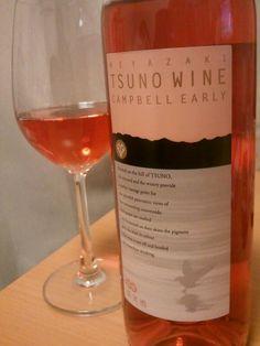 TSUNO  WINE/CAMBELL  EARLY