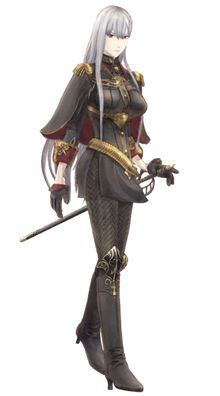 Selvaria Bles Profile Valkyria Chronicles 3