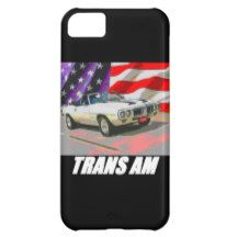 1969 Trans Am Convertible Cover For iPhone 5C