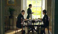 Crawley House dining room