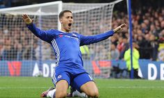 Hazard, Costa behind Chelsea win = Eden Hazard and Diego Costa stood for the goals as Chelsea took a 2-0 win on the road against Southampton on Sunday. The Blues are on a four-game winning streak in the league after the victory on Sunday, having.....