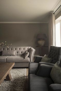 Ideas Living Room Warm Colors Taupe For 2019 Living Room Decor Furniture, Living Room Paint, Living Room Colors, Living Room Windows, New Living Room, Small Living Rooms, Taupe Walls, Home Interior Design, Warm Colors