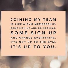 "Maybe you're hesitant to join my R+F team because you know someone ELSE who joined, and it just ""didn't work for them.""   That wasn't the case.   Think about it, and let's look at 2017 as being the year you made the choice that changed your life. If you're willing to do the work, then I'm willing to help. #lifechangingskincare"
