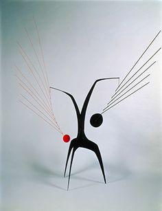 Alexander Calder, Un effet du japonais, 1941