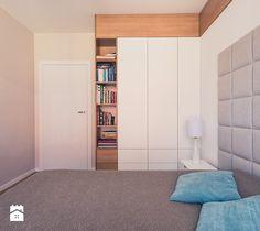 Aranżacje wnętrz - Sypialnia: Sypialnia styl Minimalistyczny - The Origin - Interior Design. Przeglądaj, dodawaj i zapisuj najlepsze zdjęcia, pomysły i inspiracje designerskie. W bazie mamy już prawie milion fotografii!