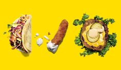 """Yes, Healthful Fast Food Is Possible. But Edible? (also great sidebar of Marc Bittmans """"McBitty's"""" healthy fast food recipes."""