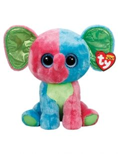 Shop Elfie Elephant 16 Inch Beanie Boo and other trendy girls large plush stuffed animals at Justice. Find the cutest girls stuffed animals to make a statement today.