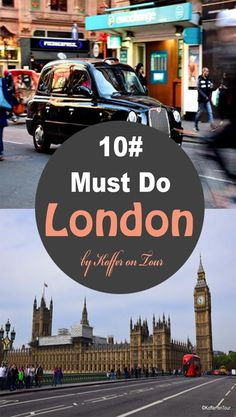Die 10 besten Tipps für deine Reise nach London. Schau mal rein um nichts zu verpassen!