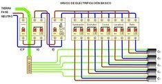 instalacion electrica basica - Cerca amb Google