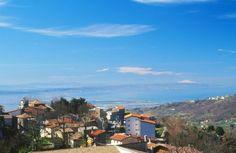 Reggio de Calabria - Platania, Italy.  My mom's home town