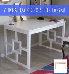 7 Awesome Ikea Hacks For Your Kid's Dorm Room