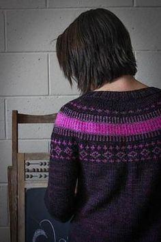 Ravelry: Project Gallery for Clayoquot pattern by tincanknits by Judy Wagner BRkId