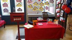 Postkantoor hoek☆juffie☆