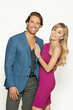 Sebastian Rulli & Angelique Boyer
