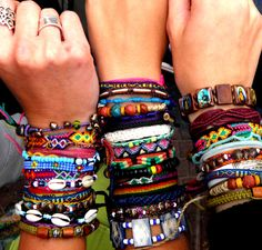 bracelets friendship friends