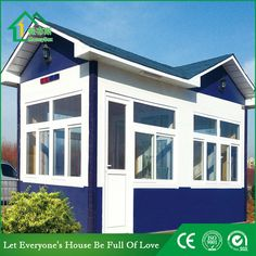 Guard house WhatsApp: +8618620106756 Steel Structure Buildings, Guard House, Bathroom Design Layout, Portable Toilet, Money Box, Prefab Homes, Container, Construction, Outdoor Decor