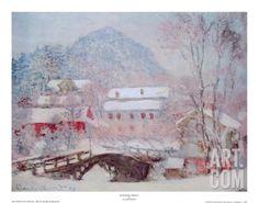 Sandvicken, Norway Art Print by Claude Monet at Art.com