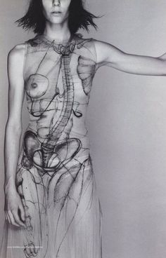Anatomy fashion