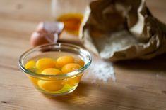 Egg pasta dough – pasta all'uovo