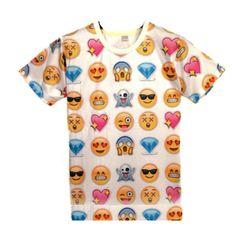 Emoji Shirt - Trendy #EMOJI Tee