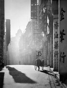 Hong Kong 1950s Photo: Fan Ho