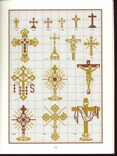 quilting like crazy Cross Stitch Bookmarks, Cross Stitch Charts, Cross Stitch Designs, Cross Stitching, Cross Stitch Embroidery, Hand Embroidery, Embroidery Patterns, Cross Stitch Patterns, Première Communion