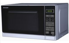 Sharp R272SLM 20 ltr Oven Capacity 800W Output 11 Power Levels  On Discount - http://extrasaving.co.uk/store/sonicdirect/