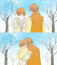 Bokura Ga Ita Manga, Manga Anime, Anime Art, Wolf Girl, Anime Love Couple, Animation, Nanami, Anime Life, Shoujo