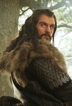 Richard Armitage as Thorin. Hottest. Dwarf. Ever.