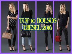 TOP 10 BOLSOS DIESEL 2016