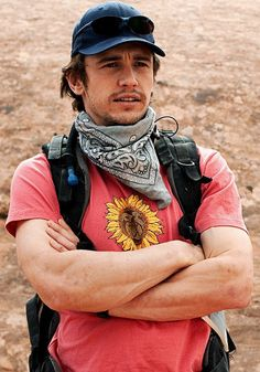James Franco as Aron Ralston
